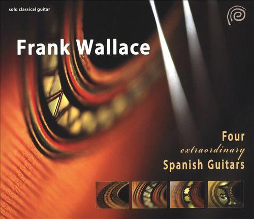 Four Extraordinary Spanish Guitars