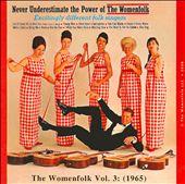 Never Underestimate the Power of the Womenfolk [2008]