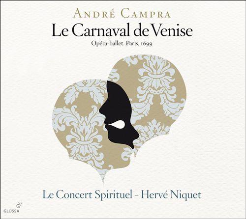 André Campra: Le Carnaval de Venise