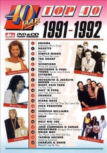 Top 40: 1991-1992