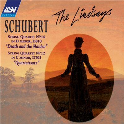 "Schubert: String Quartets Nos. 14 ""Death and the Maiden"" & 12 ""Quartettsatz"""