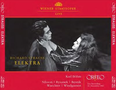 Richard Strauss: Elektra (Vienna, 1965)