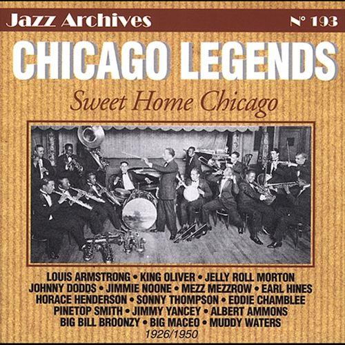 Chicago Legends 1926-1950