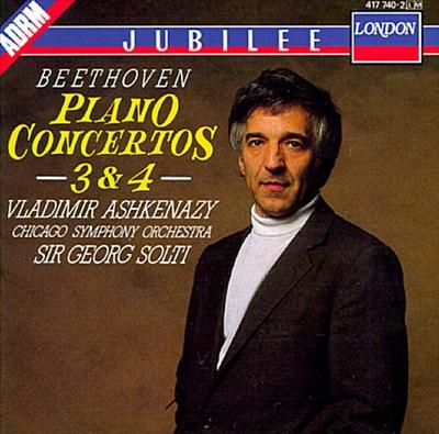 Beethoven: Piano Concertos 3 & 4