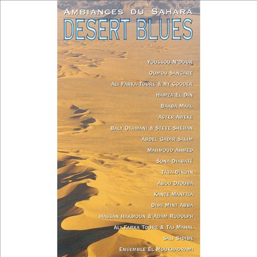 Ambiances du Sahara: Desert Blues