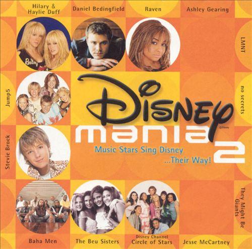Disneymania, Vol. 2
