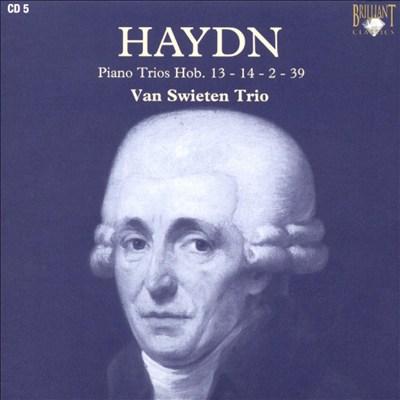 Haydn: Piano Trios Hob. 13-14-2-39
