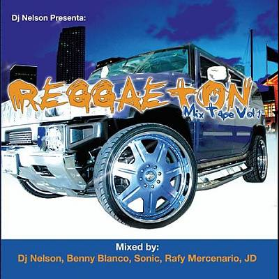 Reggaeton Mix Tape, Vol. 1