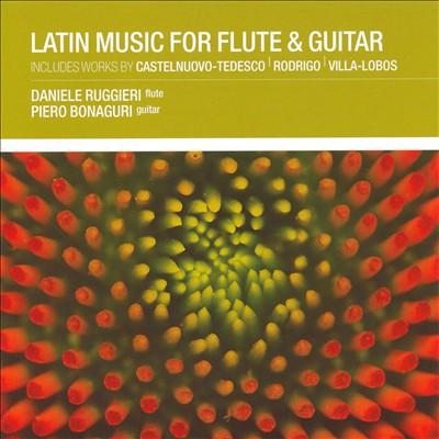 Latin Music for Flute & Guitar