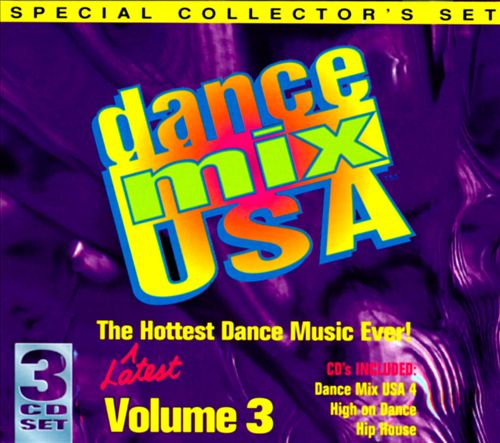 Dance Mix USA, Vol. 3 [Box]