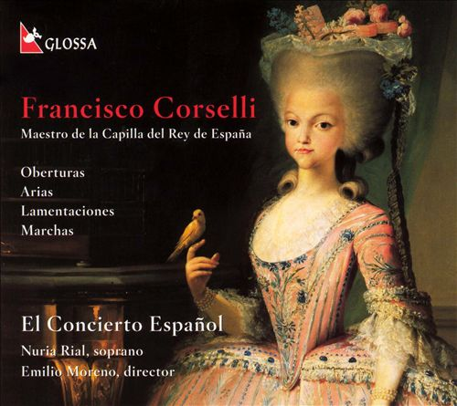 Francisco Corselli: Music at the Spanish Court