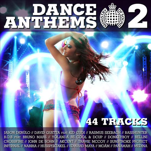 Ministry of Sound: Dance Anthems, Vol. 2