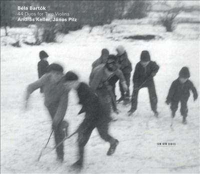 Béla Bartók: 44 Duos for Two Violins