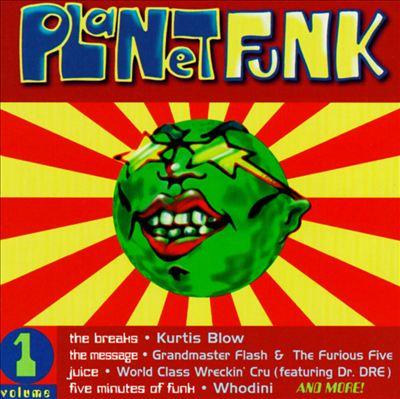 Planet Funk, Vol. 1