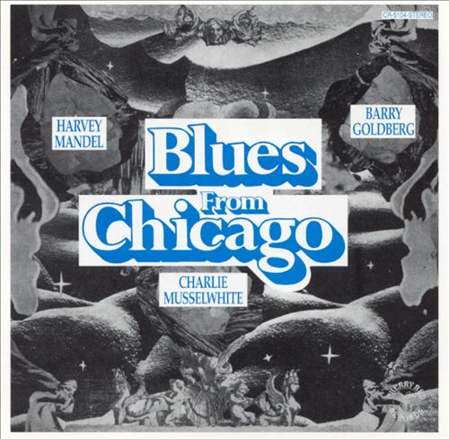 Blues from Chicago [Cherry Red]