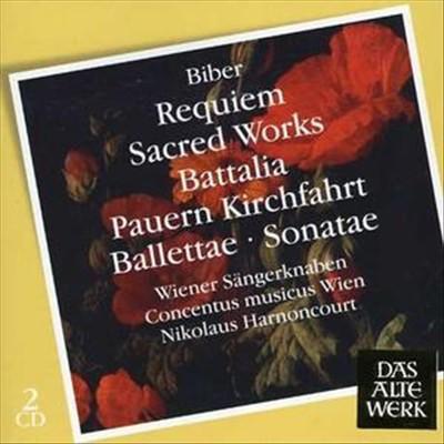 Biber: Requiem; Sacred Works; Battalia; Etc.