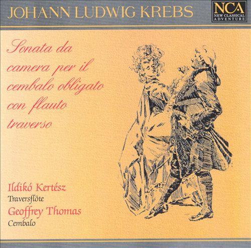 Krebs: Flute Sonatas