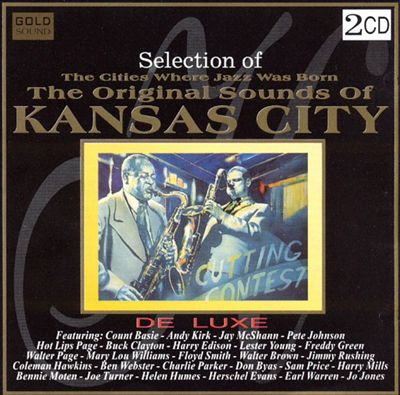 Selection of the Original Sounds of Kansas City