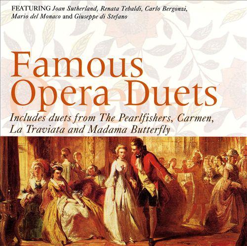 Famous Opera Duets