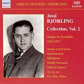 Jussi Björling Collection, Vol. 2: Songs in Swedish, 1929-1937