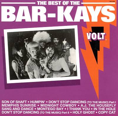 The Best of the Bar-Kays [Stax]