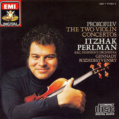 Prokofiev: The Two Violin Concertos
