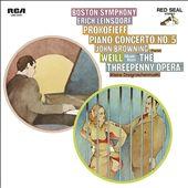 Prokofieff: Piano Concerto Nol 5; Weill: Music from The Threepenny Opera