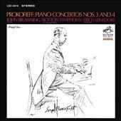 Prokofieff: Piano Concertos Nos. 3 and 4