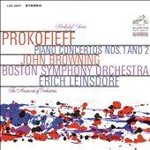 Prokofieff: Piano Concertos Nos. 1 and 2
