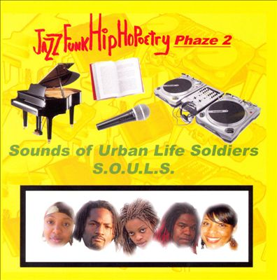 Jazz Funk Hip-Hop Poetry Phaze 2