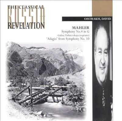 Mahler: Symphony No. 4; Adagio