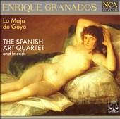 Enrique Granados: La Maja de Goya