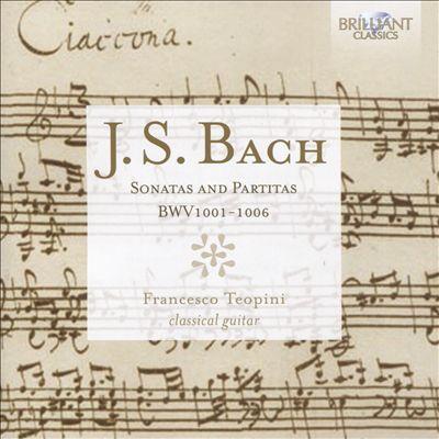 J.S. Bach: Sonatas and Partitas, BWV 1001-1006