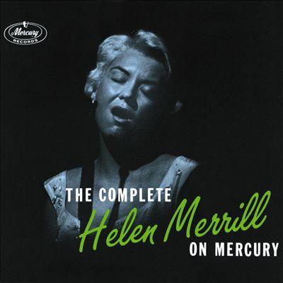 Complete Helen Merrill on Mercury (1954-1958)