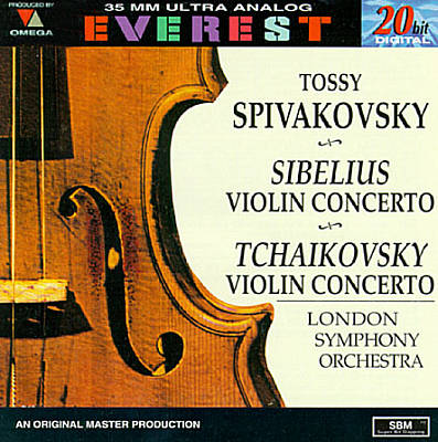 Tchaikovsky: Violin Concerto in D; Melodie; Sibelius: Violin Concerto in D