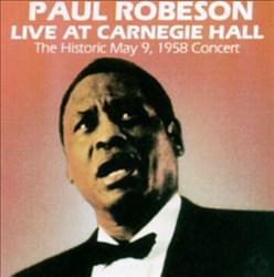 住在卡内基音乐厅:1958年5月9日
