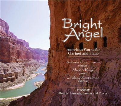 Bright Angel: American Works for Clarinet and Piano