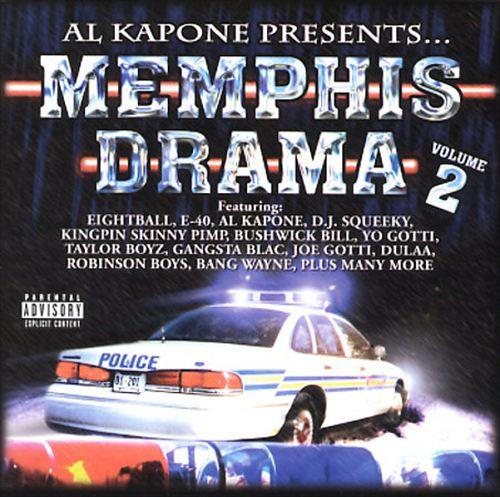 Memphis Drama, Vol. 2