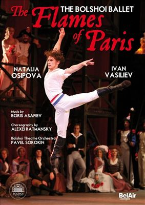 Boris Asafiev: The Flames of Paris [Video]