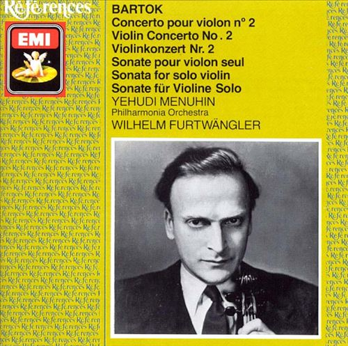 Bartok: Works for Violin