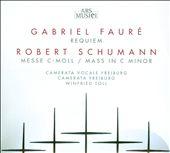 Fauré: Requiem; Schumann: Mass in C minor