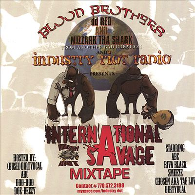 Episode #2: International Savage - the Mixtape