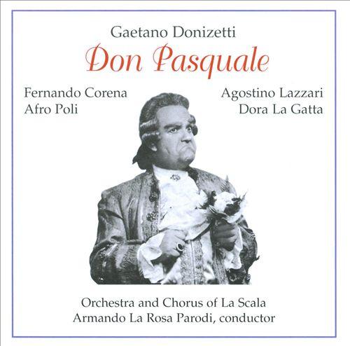 Gaetano Donizetti: Don Pasquale