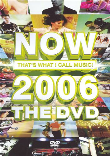 Now 2006: The DVD [DVD]