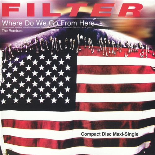 """Where Do We Go from Here [CD/12""""]"""