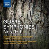 Gliere: Symphonies Nos. 1-3