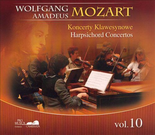 Mozart: Harpsichord Concertos, Vol. 10
