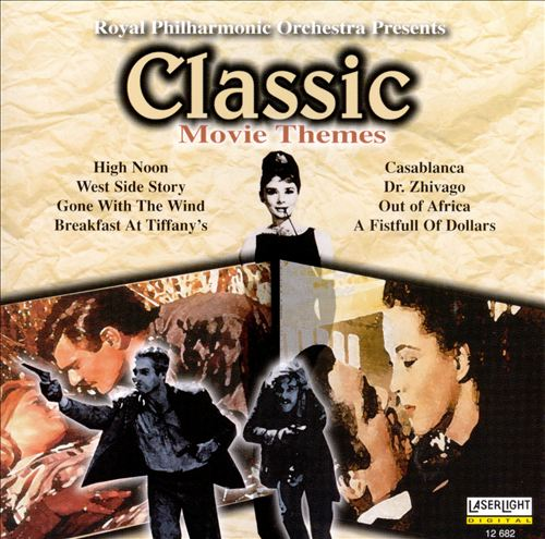 Classic Movie Themes [Laserlight]