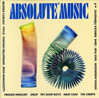 Absolute Music, Vol. 16