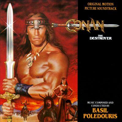 Conan the Destroyer [Original Motion Picture Soundtrack]
